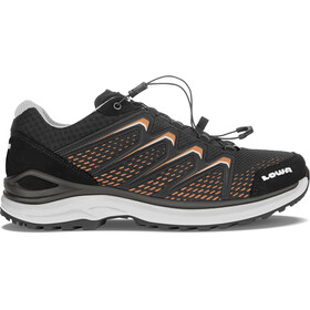 Lowa Maddox GTX Low Shoes Herren black/flame
